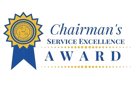 Chairmans Service Excellence Award