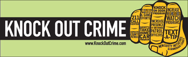 Knock Out Crime